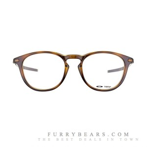 Oakley Pitchman R OX 8105 03 brown tortoise gold matt