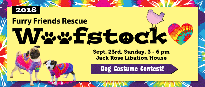 Woofstock 2018 by Furry Friends Rescue