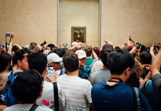 Mona Lisa, Paris