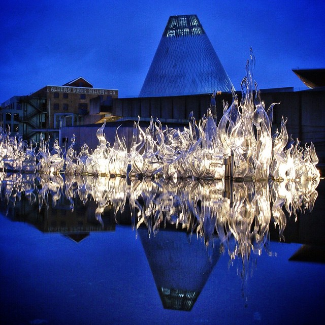 Tacoma Museam of Glass