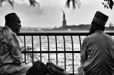 Liberty, Battery Park