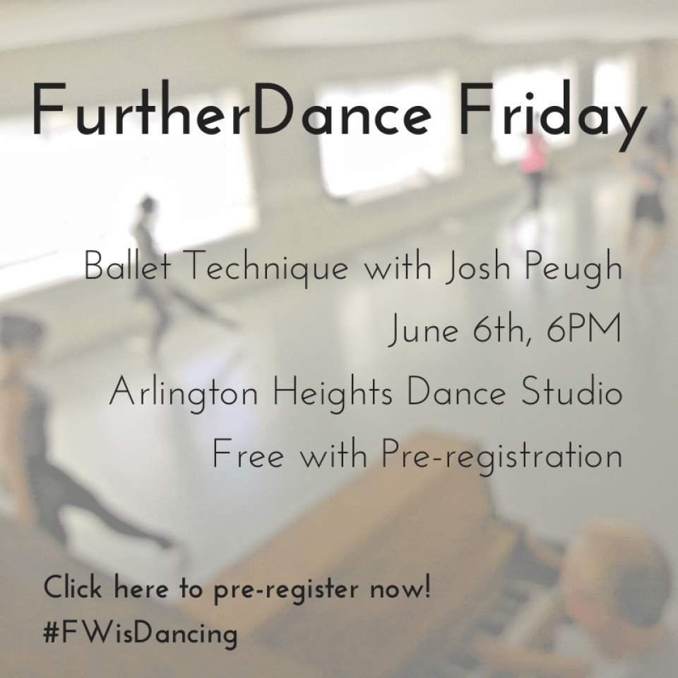 FurtherDance Friday click here to pre-register