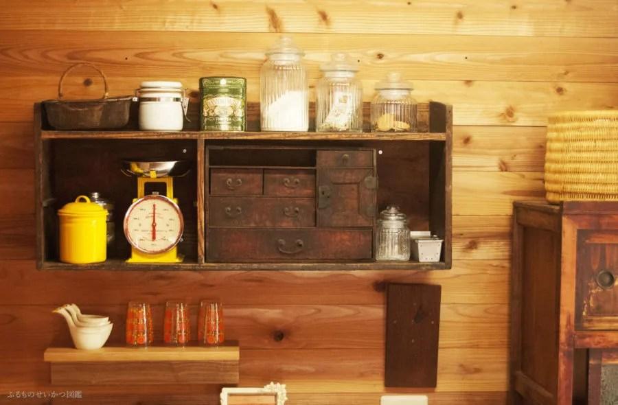 キッチンで使う古道具【もらいもの生活】