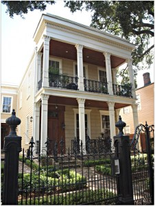 See this beautiful old Garden District Home While You're at RT Booklovers Convention