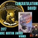 Nothing Nebulous about these Nebula Awards! Huzzahs are in order!