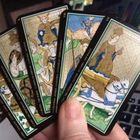 In Which a Deck of Cards May Have Taken Over the Dys-Brain