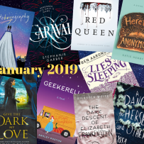 Books Pooks Read in January 2019