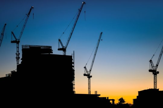 The Future of Construction Work Following a Pandemic