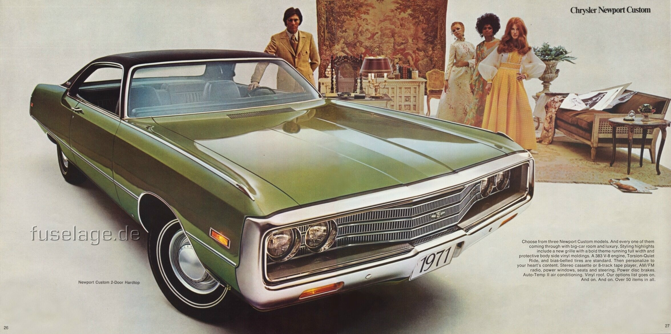 1970 Chrysler Imperial Newport