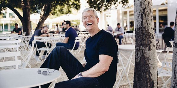 FUSE Magazine - Tim Cook donates to support gay rights