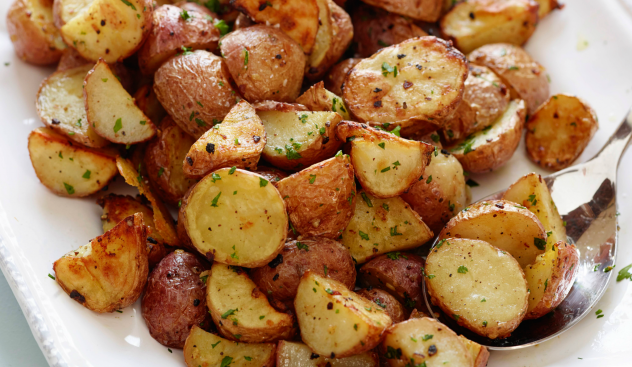 new potatoes with lemon and dill