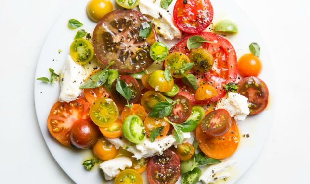 ultimate caprese salad