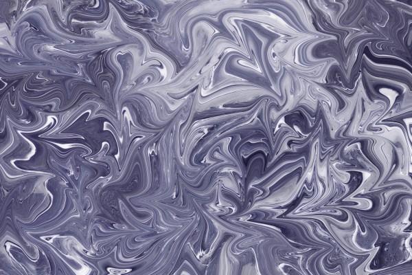 Marble effect wallpaper mural