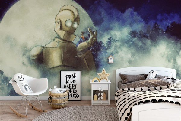 robot wallpaper iron giant