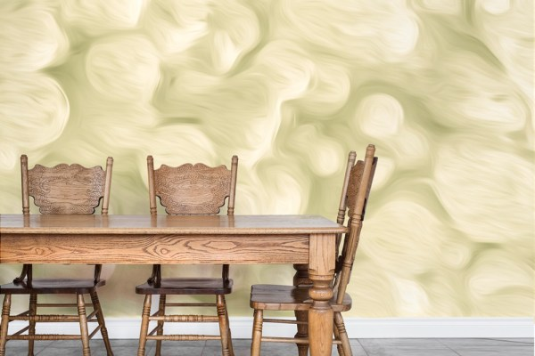 abstract wallpaper mural pale