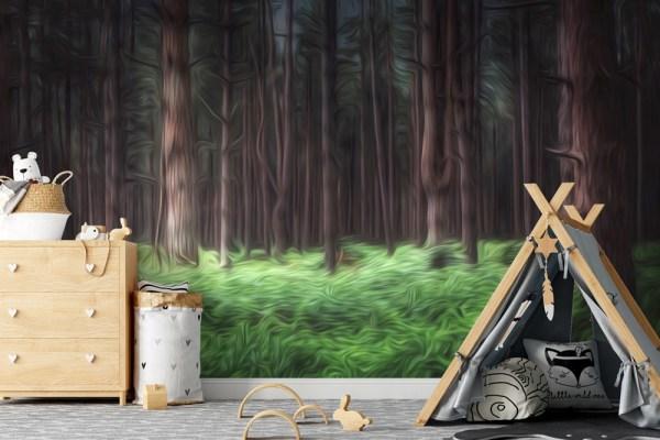 forest wild wallpaper