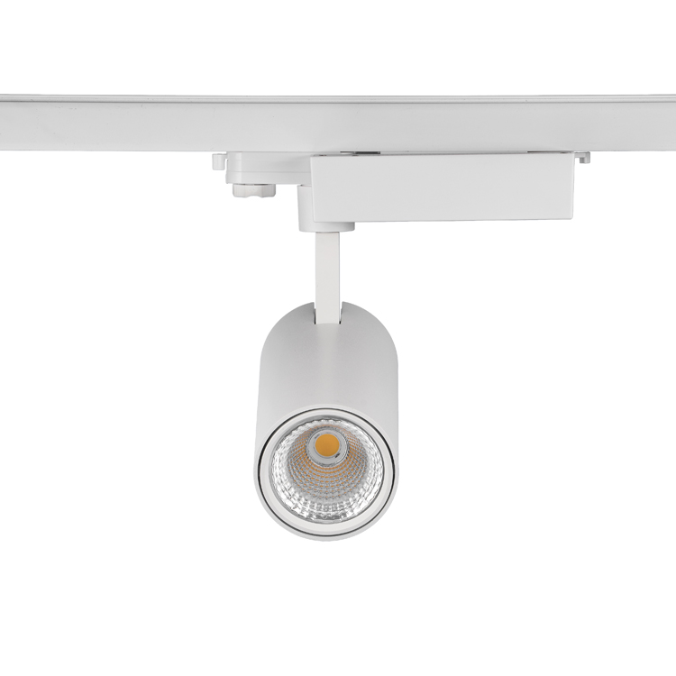 led track lighting for commercial and