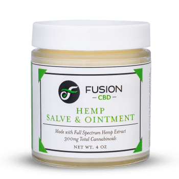 Fusion CBD Hemp And Salve Ointment