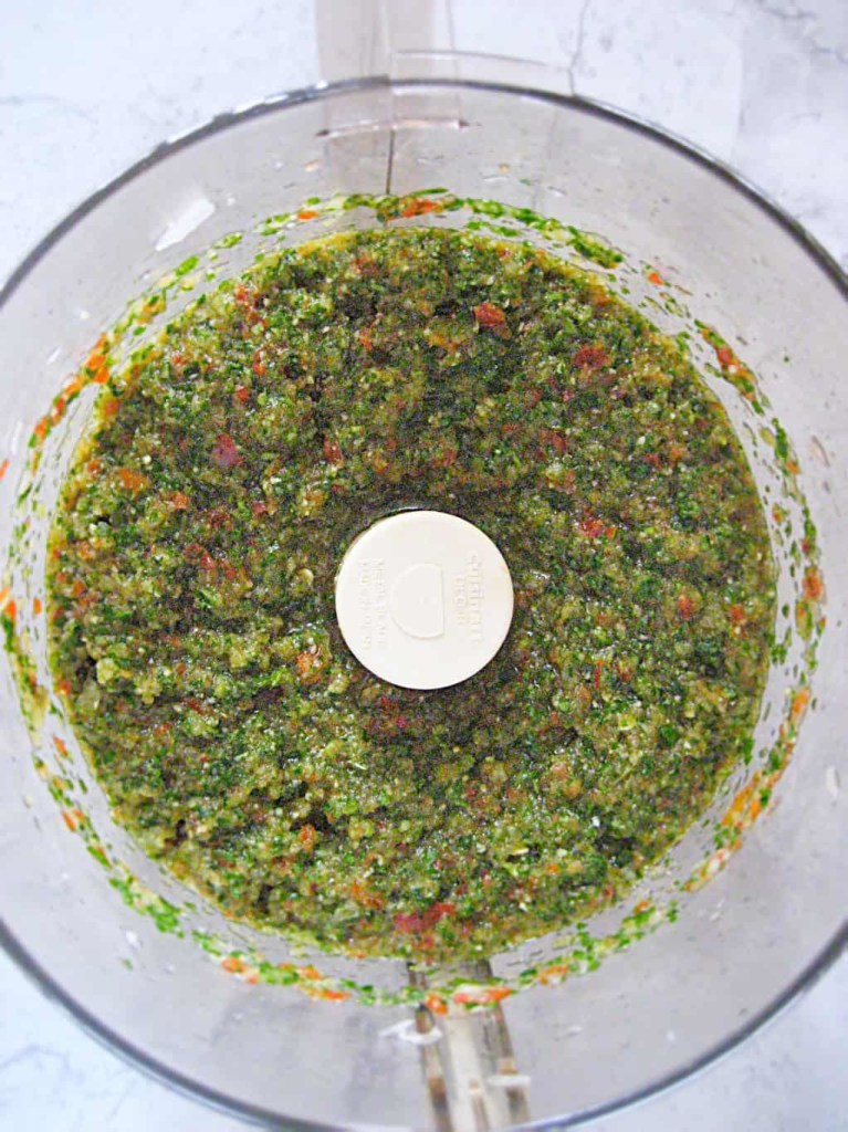 Utilize your food processor to make this Sofrito in a snap.