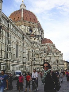 My Tuscany travel journal starts in Florence, Italy!