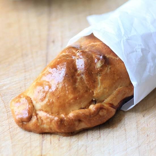 Easy Cornish Pasty Recipe