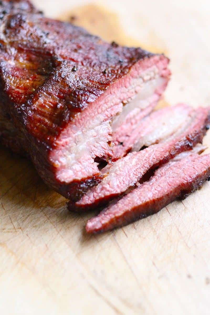 Easy Texas Style Smoked Brisket