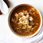 Turkey Soup with Split Peas and Smoked Paprika. A hearty soup perfect for when the temperatures dip. Celebrate soup season with a turkey and split pea soup seasoned with smoked paprika.