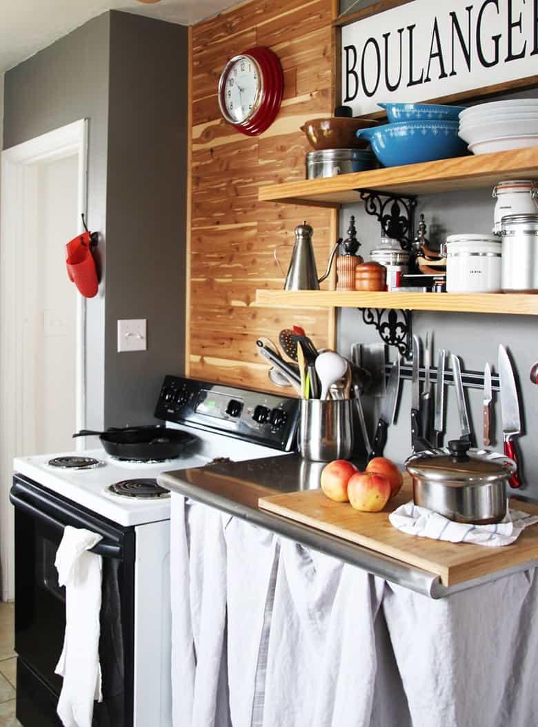 11 Small Kitchen Ideas on a Budget. on Small Kitchen Ideas  id=66254