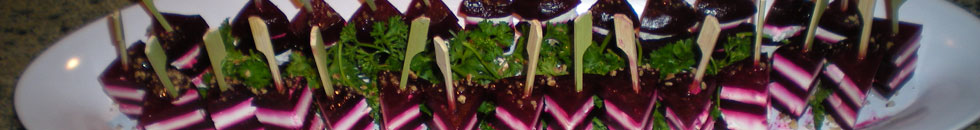 Beets Appetizer