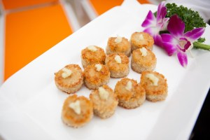 Fresh Hush Puppy Appetizer