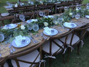 Personal Weddding Caterer Palm springs