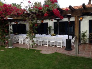 Wedding Palm Springs Caterer