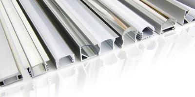 Tab light aluminium profiles