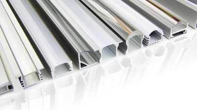 Tab light aluminium profiles