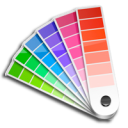 Fusion printing ink colors