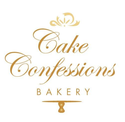 cake bakery logo design
