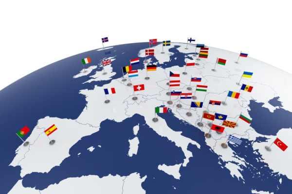 Die Fußball EM 2020 in ganz Europa