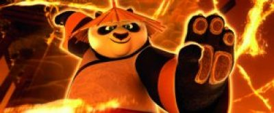 Po mastering Chi in Kung Fu Panda 3