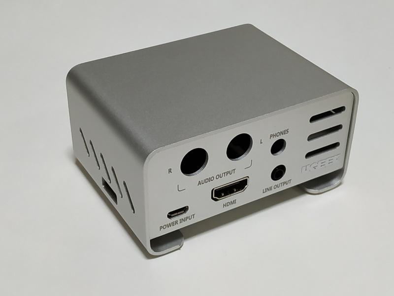 raspberry pi 3b用ケース3