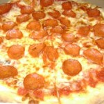 ピザ半額以下!と、無料ハンバーガーの日