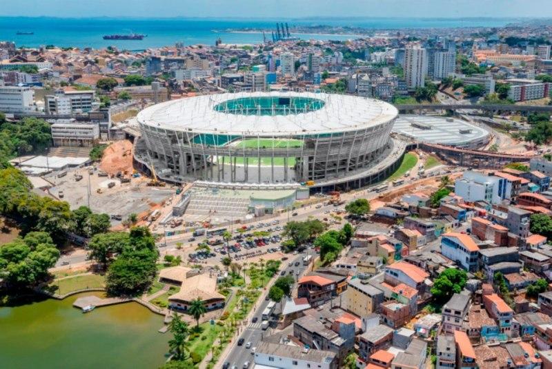 Arena Fonte Nova, Salvador. Foto: fifa.com
