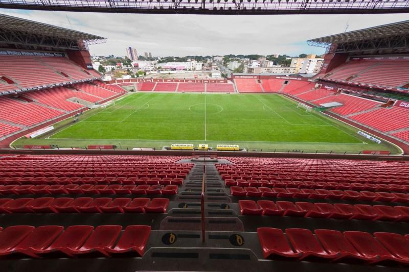 Arena da Baixada, Curitiba. Foto: Fifa.com