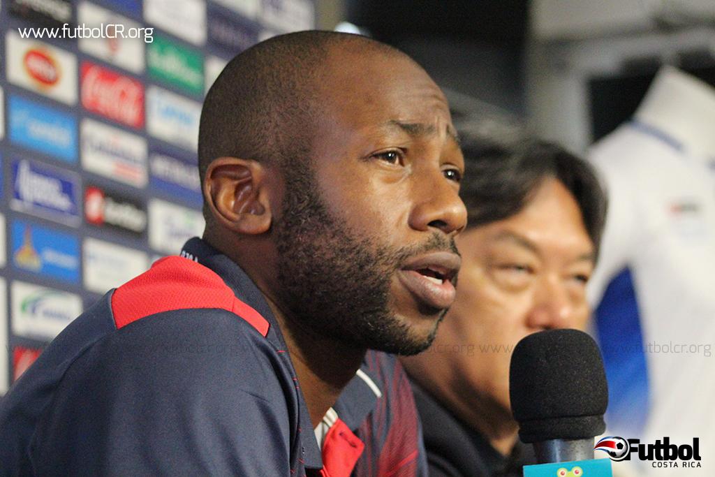 Paulo César Wanchope anunció su primera lista de convocados de cara a la Uncaf.