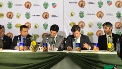 Photo of Sporting de Lisboa firmó convenio con la Academia Wilmer López