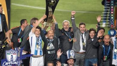 Photo of Pachuca se proclamó campeón de Concacaf