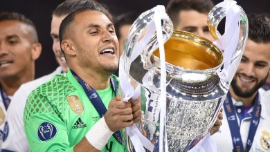 Photo of Keylor Navas celebró bicampeonato de Champions y seguirá en el Real Madrid