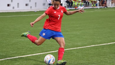 Photo of Melissa Herrera, de Barranquilla 2018 al fútbol francés