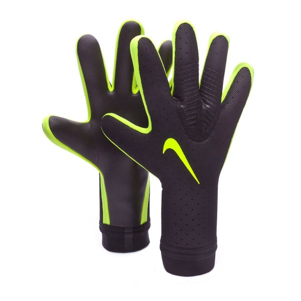 Glove Nike Mercurial Touch Elite Promo Black-Volt ...