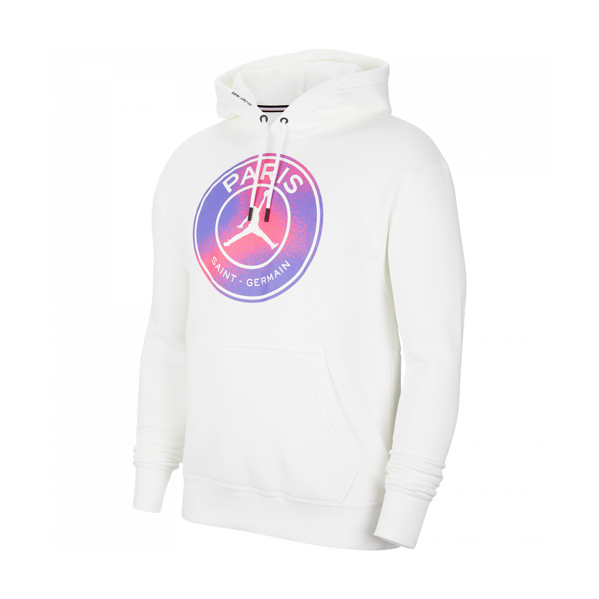 nike jordan x paris saint germain fleece pullover 2020 2021 sweatshirt