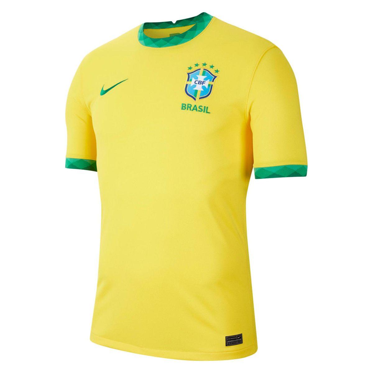 camiseta brasil copa america